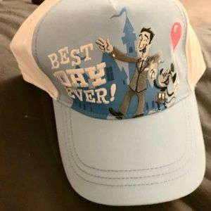 Disney Parks D23 Best Day Ever Baseball Hat